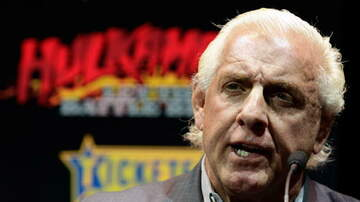 Charlie Munson - Ric Flair Hospitalized, Expecting 'Full Recovery'