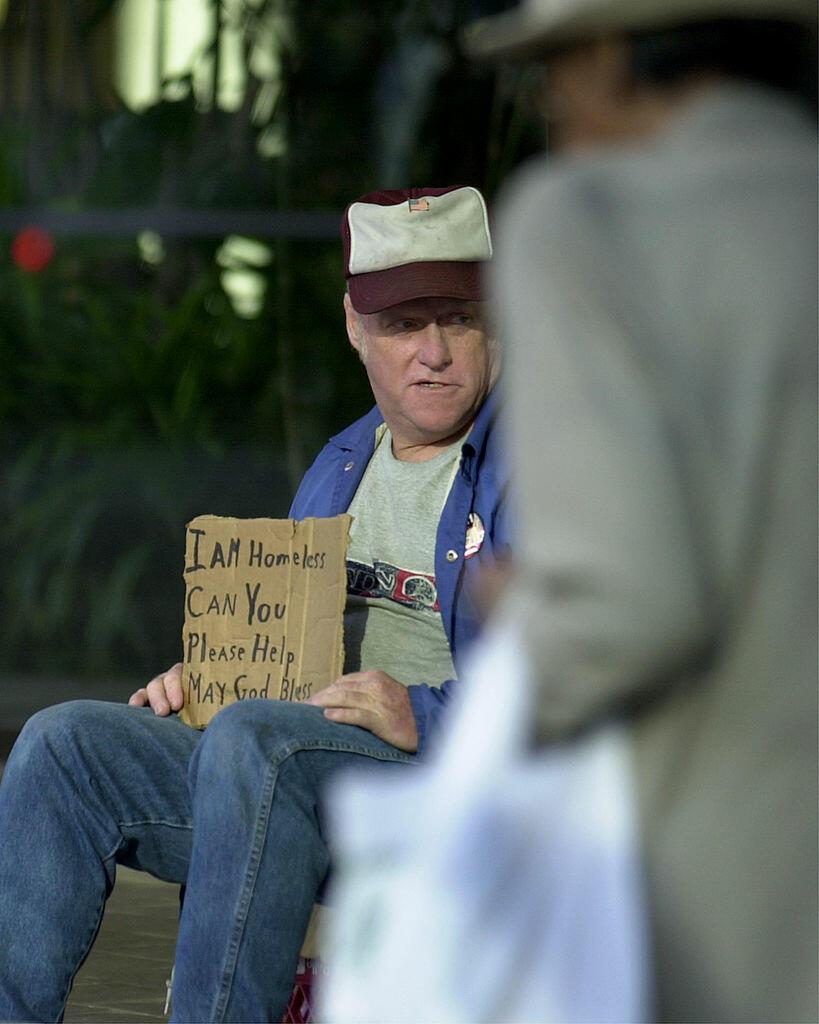 New Initiative Seeks to Reduce Streetcorner Panhandling