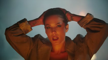 Trending - Halsey Shares New Anthem Nightmare