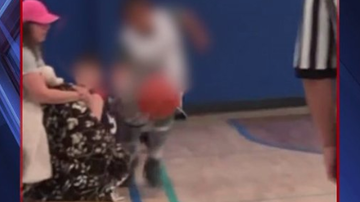 Johnjay And Rich - WATCH: Parent Trips Player During Youth Basketball Tournament