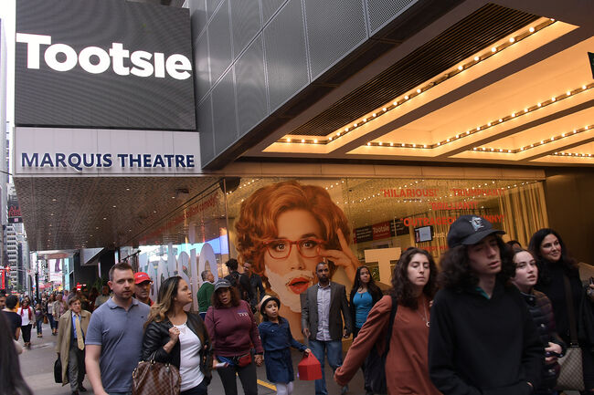 """Tootsie"" Broadway Opening Night"