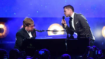 News - Watch Elton John, Taron Egerton Deliver Surprise Rocketman Duet