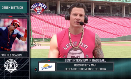Lance McAlister - Watch: Derek Dietrich on MLB Network's Intentional Talk