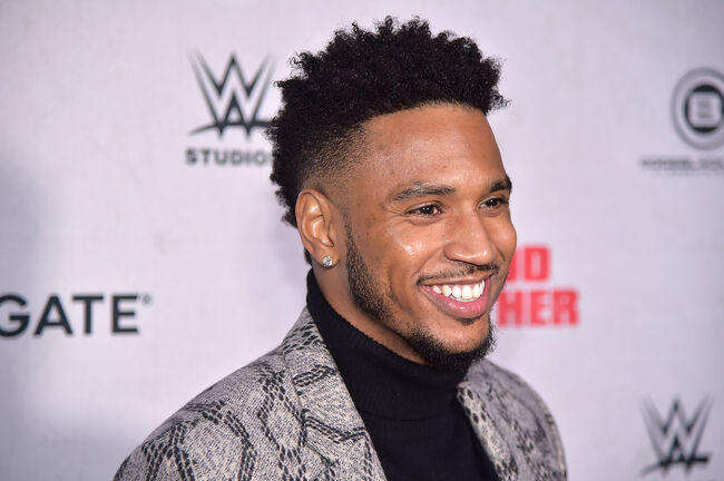 Trey Songz Introduces New Son To The World