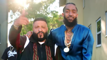 Trending - DJ Khaled's 'Higher' Music Video Is A Tear-Jerking Tribute To Nipsey Hussle