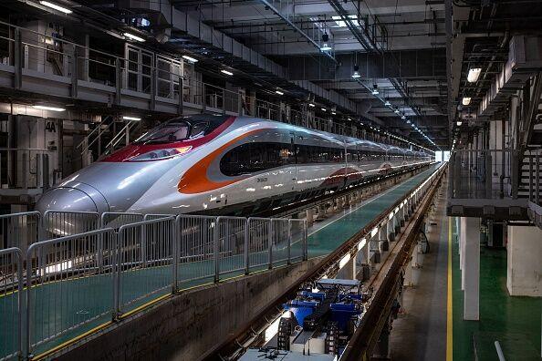HONG-KONG-CHINA-POLITICS-TRANSPORT-RAIL