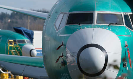 National News - Boeing Completes Software Update For its 737 Max-8 Planes