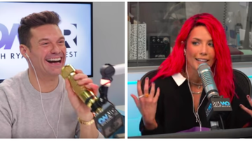 Ryan Seacrest - Halsey Watches Instagram Videos of Cute Babies for the Most Logical Reason