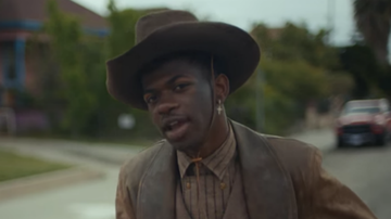 Trending - Lil Nas X's 'Old Town Road' Music Video Features Chris Rock, Diplo & More