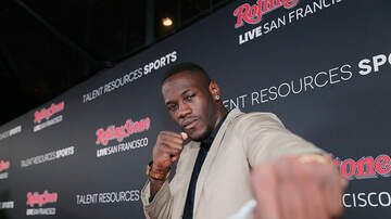 Matt Thomas - Deontay Wilder Wants To Kill A Man In The Ring