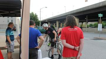 Photos: Events - Bike to Work Day Pit-Stop @ Merritt Athletic Club 5-17-19