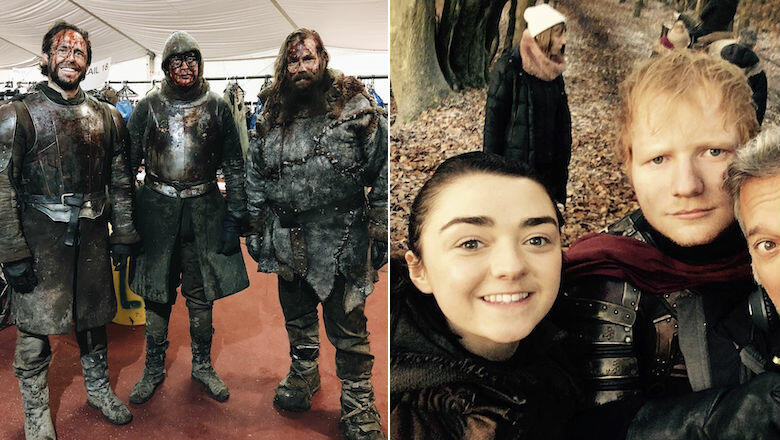 Here Are All The 'Game Of Thrones' Celebrity Cameos You May Have Missed