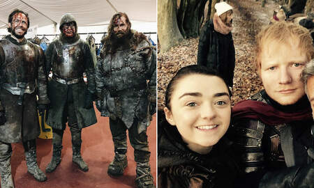 Music News - Here Are All The 'Game Of Thrones' Celebrity Cameos You May Have Missed