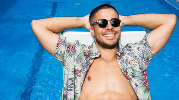 CMT Cody Alan - Summer Fashion Alert: Denim Speedo Bathing Suits