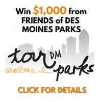 Win $1,000 When You Tour DM Parks!