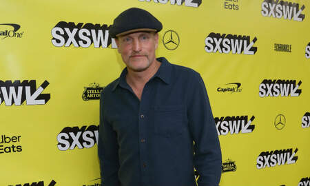 Rock News - NYPD Uses Woody Harrelson Photo To Find Lookalike Thief