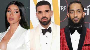 News - Cardi B, Drake, Nipsey Hussle & More Nominated For 2019 BET Awards