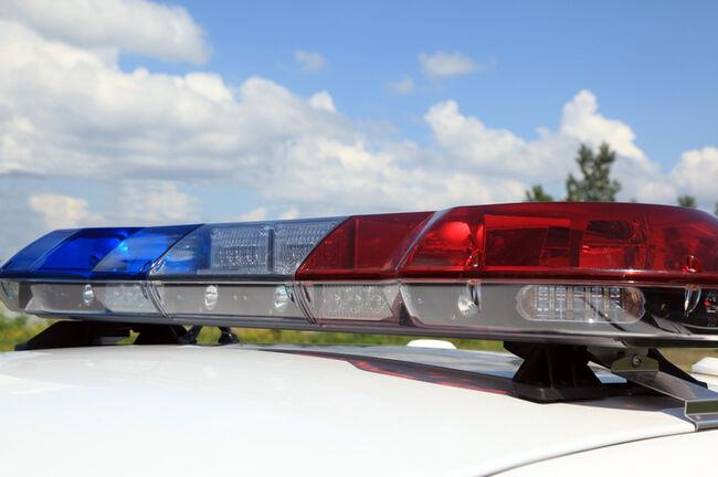 Police Car Light Bar