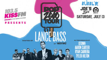 None - 103.5 KISS FM Presents Pop 2000 Tour Hosted by Lance Bass of *NSYNC