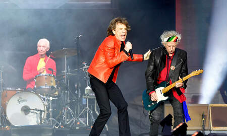Rock News - Rolling Stones Announce Rescheduled 'No Filter' North American Tour