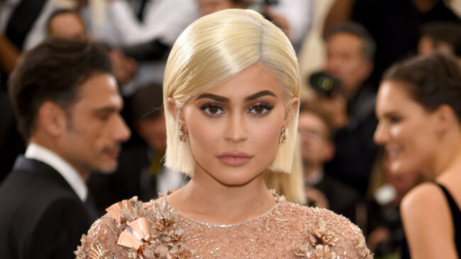 Kylie Jenner Gets Matching 'Stormi' Tattoo With Her BFF