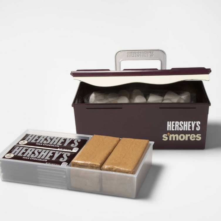 Target Is Selling a Hershey's S'mores Toolbox