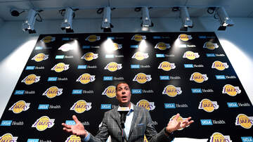 Lunchtime with Roggin and Rodney - Rob Pelinka Is Very Much In Charge Now