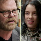 Rainn Wilson Tests 'Office' Superfan Billie Eilish