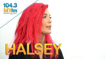 Valentine In The Morning - Halsey Talks Nightmare, Alabama Abortion Law, BTS & More With Kevin Manno