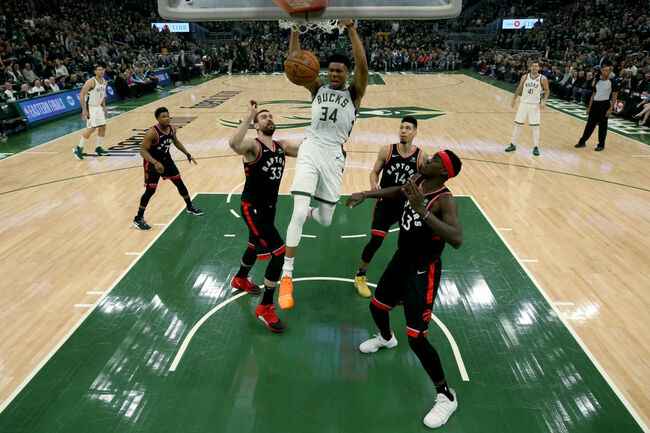 Toronto Raptors v Milwaukee Bucks - Game Two