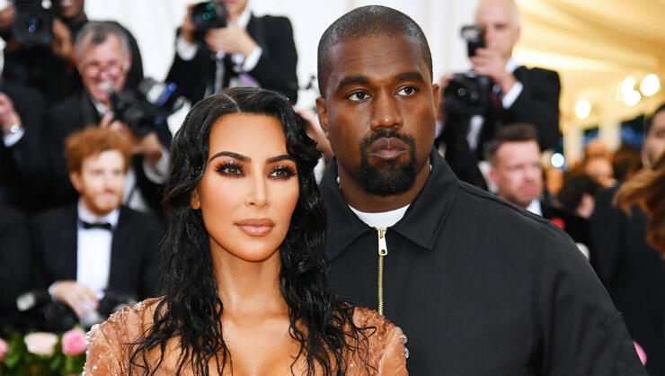 Here's The Meaning Behind Kim & Kanye's Son Psalm's Name | iHeartRadio