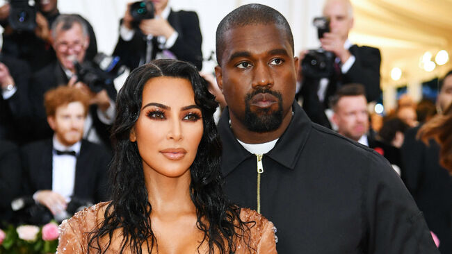 Here's The Meaning Behind Kim & Kanye's Son Psalm's Name