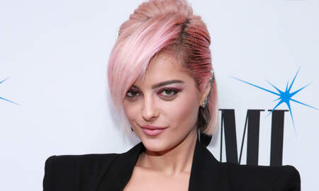 Trending - Bebe Rexha Shows Off Her Curves In Unretouched Bikini Pic