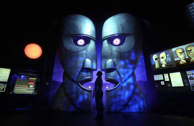Pink Floyd Exhibition: Their Mortal Remains - Preview