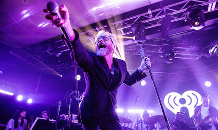 Trending - The National Celebrate New Album With Captivating iHeartRadio Release Party