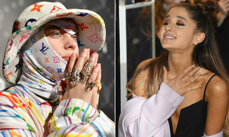Trending - Billie Eilish Gushes About Her 'Respect' For Ariana Grande