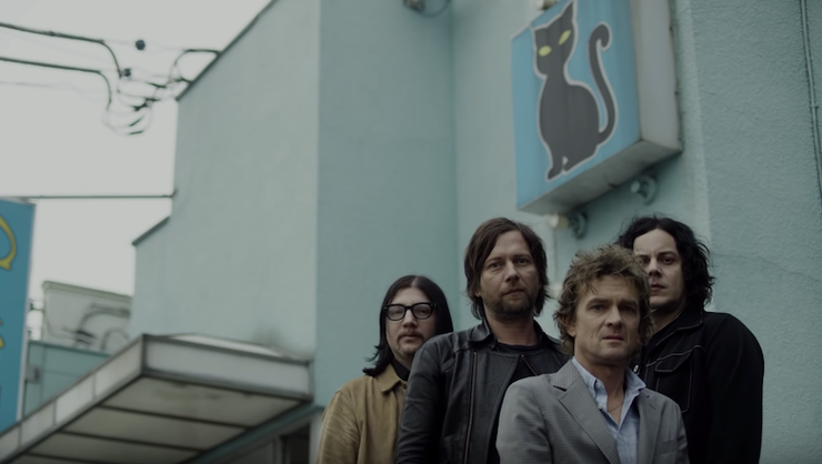 The Raconteurs Explore Japan In 'Help Me Stranger' Video: Watch | iHeartRadio