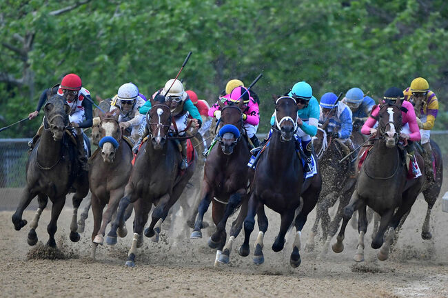 War of Will Wins the 144th Preakness!