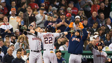 Houston Sports News - Astros Take Down Red Sox 7-3 For 10th Straight Win