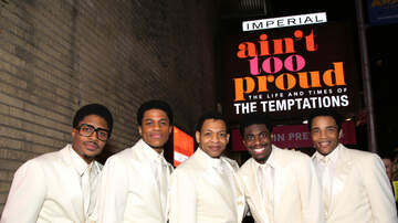 Cruisin' With Foody - Ain't Too Proud Temptation's Musical Congratulations 12 Tony Nominations