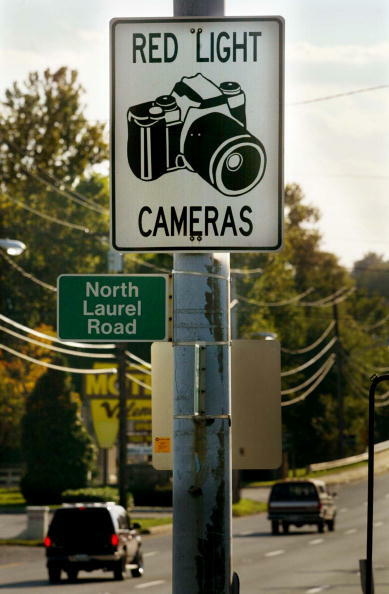 After Four Failures, Texas Legislature Approves Banning Red Light Cameras
