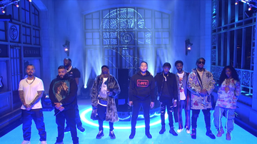 Trending - DJ Khaled Brings Out John Legend, Meek Mill, SZA & More For 'SNL' Finale
