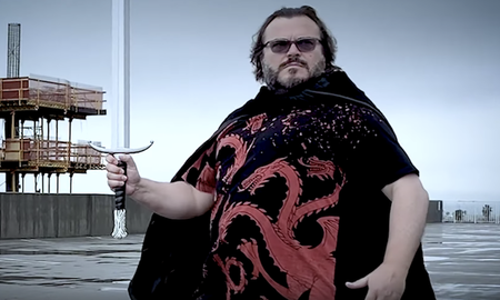Trending - Jack Black Covered The 'Game Of Thrones' Theme Song And It's So Epic: Watch