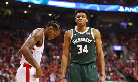 Bucks - Giannis Antetokounmpo, starters struggle in Game 3 loss to Toronto