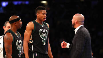 Sports News - Report: Lakers Hired Jason Kidd To Attract Giannis Antetokounmpo To L.A.
