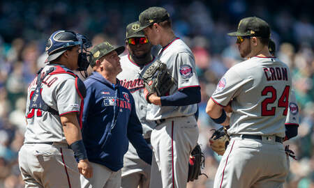 Twins Blog - SEA 7, MIN 4: Sweepless in Seattle from @TwinsDaily