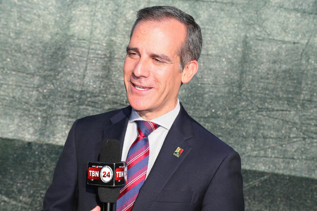Garcetti Criticized For Endorsing Trump's Move Of Embassy In Israel