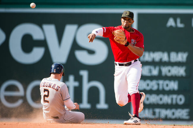 Red Sox End Astros' 10-Game Winning Streak