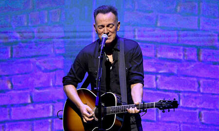 Rock News - Hear Bruce Springsteen's Revelatory New Song There Goes My Miracle