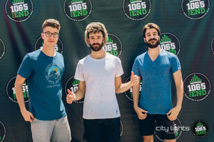 Sunday Funday with AJR Meet & Greet